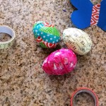 Five Minute Crafts: Washi Tape Eggs