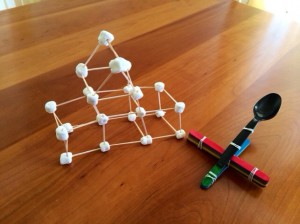 Marshmallow Castle and Catapult