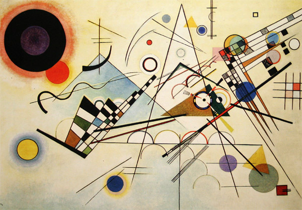 kandinsky composition VIII 1923