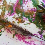 Five Minute Crafts:  Painting with Nature