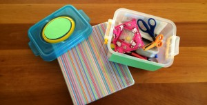 Road Trip Activity Bin and Binder (Crafts, Toys, Printables, Tips and More!)