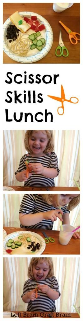 scissor skills lunch left brain craft brain 736x2800