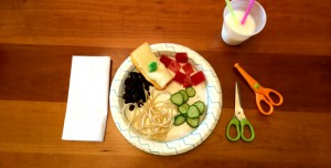 Scissor Skills Lunch