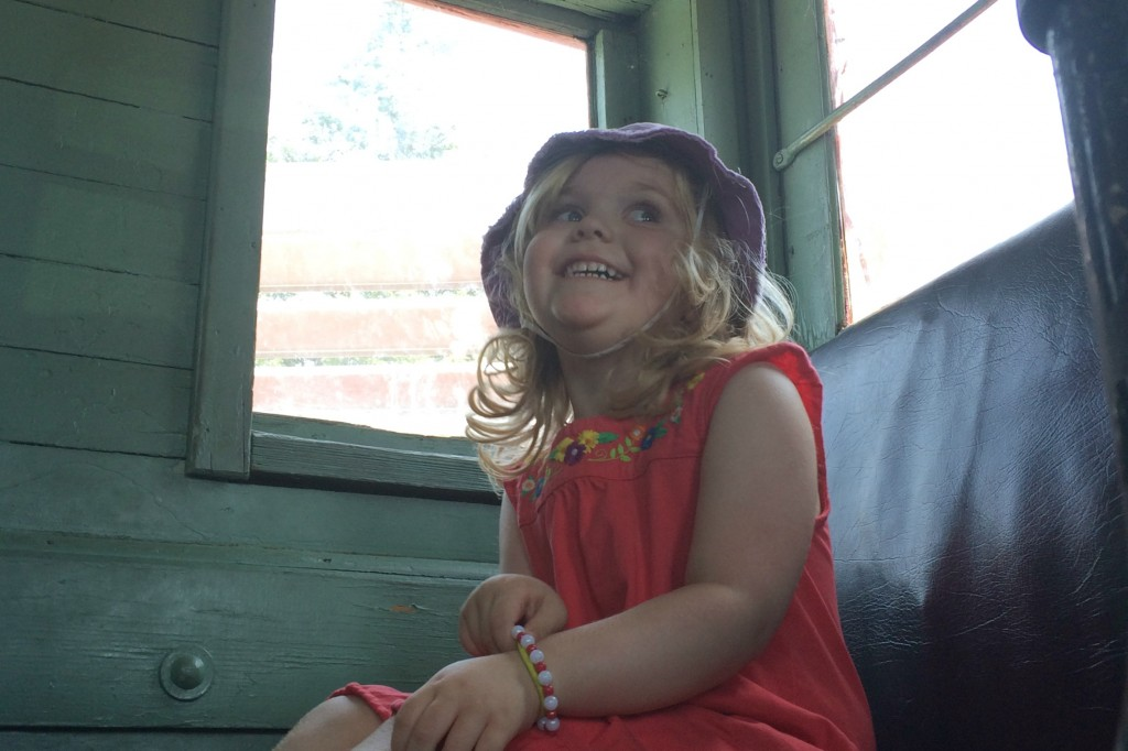 Wordless Wednesday:  Train Town