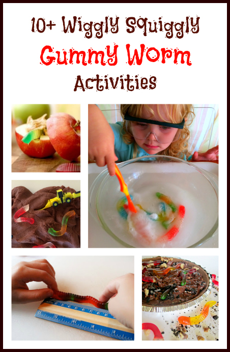 10+ wiggly squiggly gummy worm activities left brain craft brain large