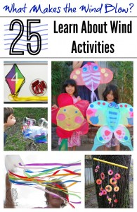 What Makes the Wind Blow 25 Learn About Wind Activities Left Brain Craft Brain