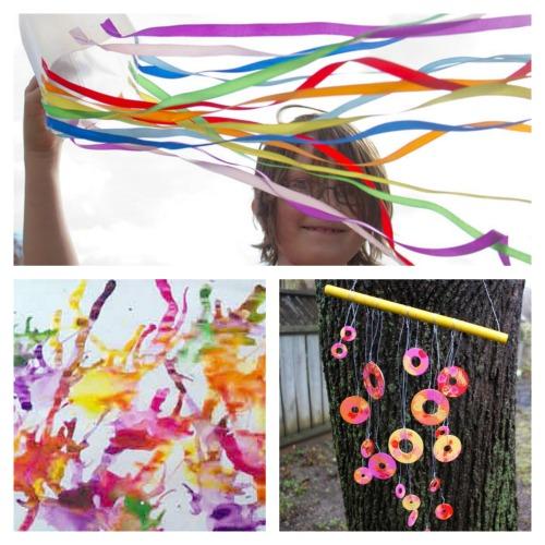 wind arts crafts left brain craft brain