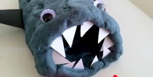 Feed the Shark Play Dough Geometry