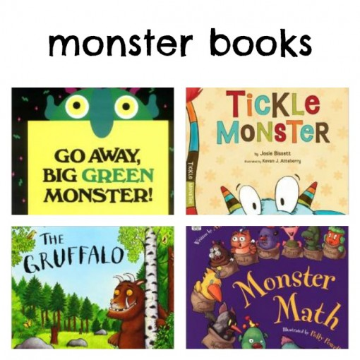 Monster Books Left Brain Craft Brain