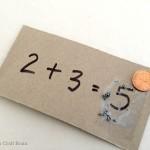 Scratch Off Math Cards