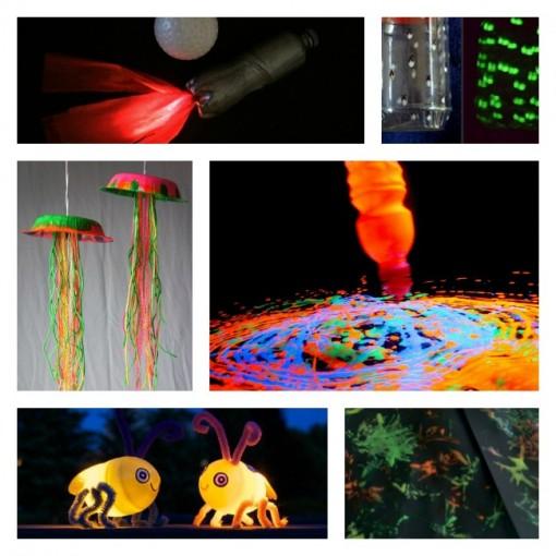 Crafting in the Dark with Preschoolers Left Brain Craft Brain