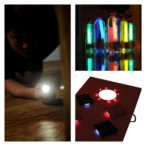 Preschooler Games for In the Dark Left Brain Craft Brain