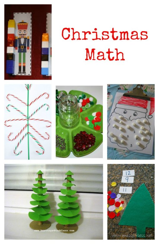 Christmas Math Left Brain Craft Brain