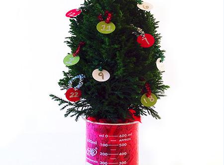 Christmas STEAM Advent Calendar Left Brain Craft Brain featured