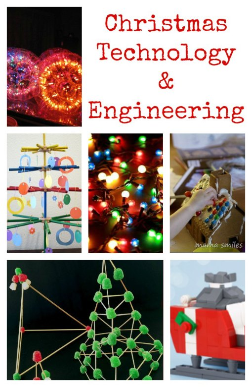 Christmas Technology Engineering Left Brain Craft Brain