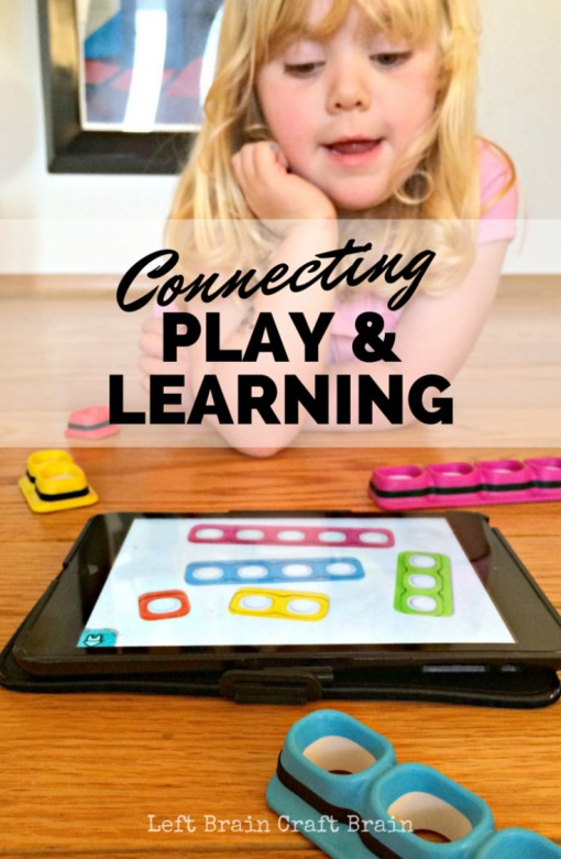 Here are 5 ways to connect learning with playing for preschoolers.
