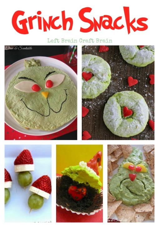 Grinch Snacks 2