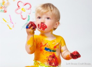 How to Clean Up Messy Play