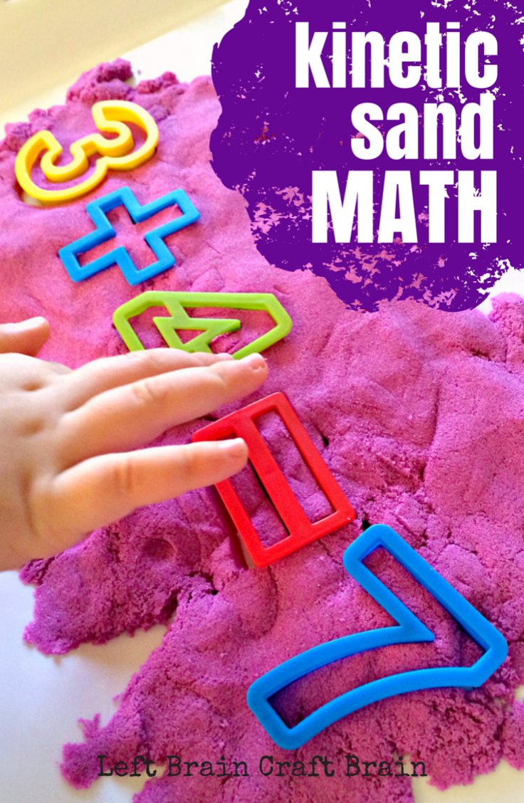 Ki ic Sand Math Left Brain Craft Brain additionally Candy Heart Science also Mess Free Finger Painting For Toddlers as well Kids Lizard Craft furthermore Grape Craft Ideas. on math projects for preschoolers
