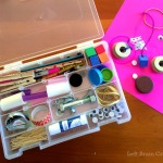 Portable Tinkering Kit for Preschoolers