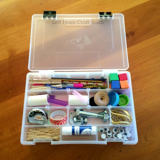 Tinkering Kit Closeup Left Brain Craft Brain