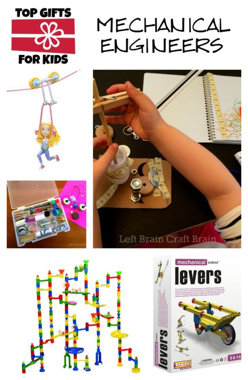 Top Gifts for Young Mechanical Engineers Left Brain Craft Brain