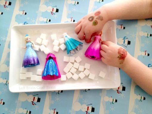 dresses and dolls Left Brain Craft Brain 2