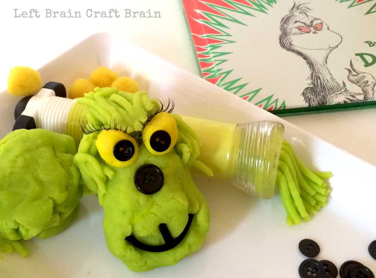 15 Ways to Celebrate Grinch Day - Left Brain Craft Brain
