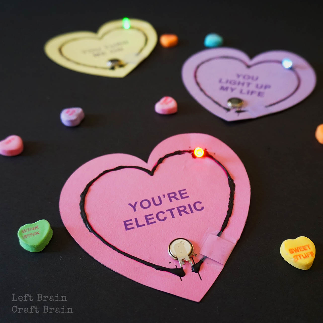 Updated Light Up Circuit Valentines Left Brain Craft Bulb Simple Experiment For Elementary Students Fb Final