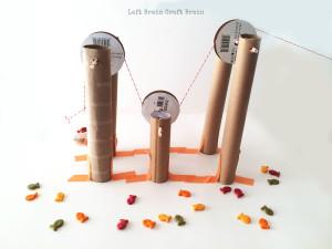 Goldfish crackers STEAM Activity Snacks