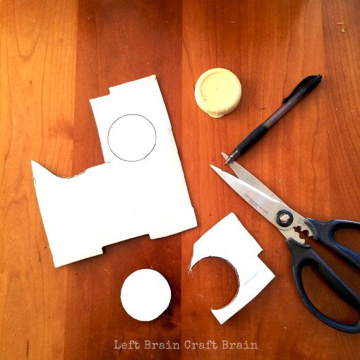 Cut Cams Left Brain Craft Brain