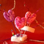 Five Minute Crafts: Free Form Valentine Sculpture for Kids