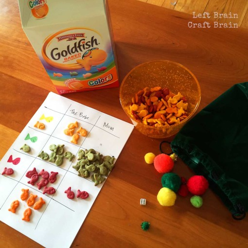 goldfish game instructions