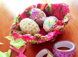 An Artful Easter – Inspired by The Artful Year Book