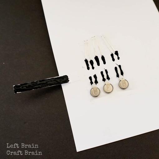 Paint Circuits Left Brain Craft Brain