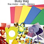 Rainbow Busy Bag | The Educator's Spin On It