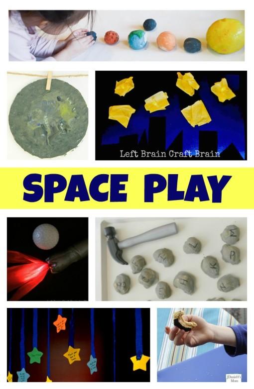 Space Play Left Brain Craft Brain