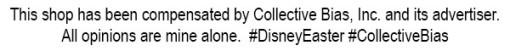 CB Disney Easter Basket disclosure