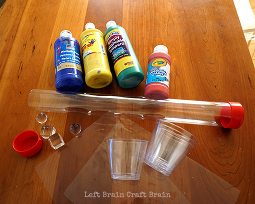 Tube Painting Supplies Left Brain Craft Brain