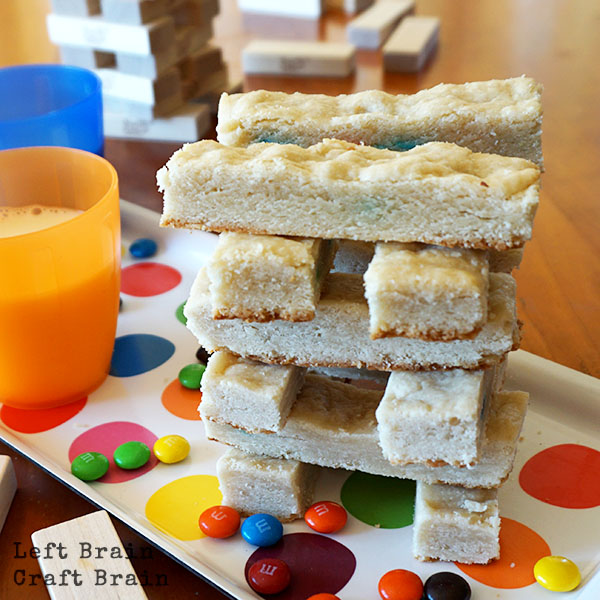 Family Game Night Cookie Bars FB