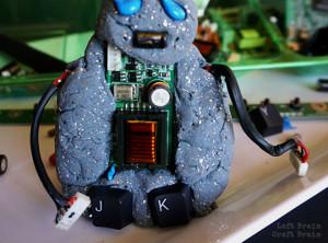 Play Dough Robots
