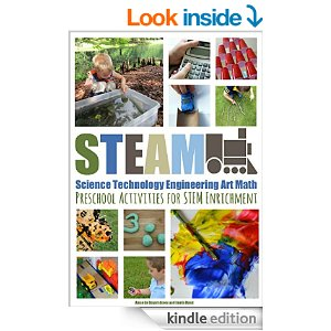 STEAM Preschool Activity eBook