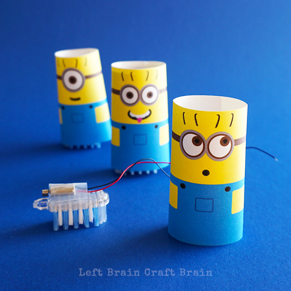 3 Minion Bot Closeup LBCB