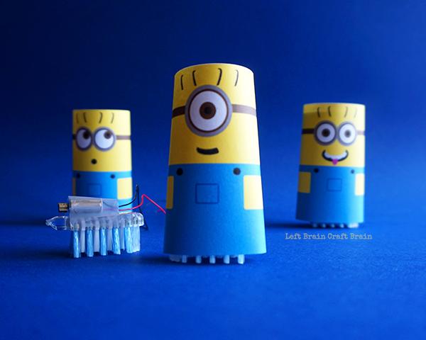 Minion Brush Bots LBCB FB