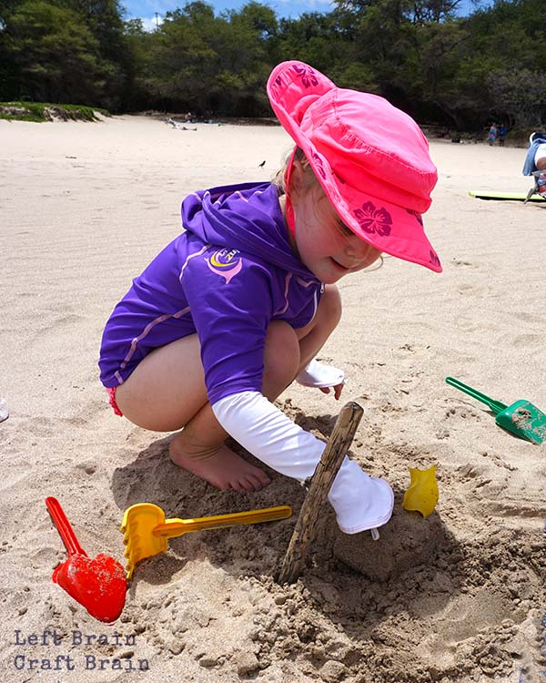 Sand Architect Left Brain Craft Brain