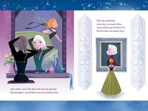 Disney Story Central Screenshot 2
