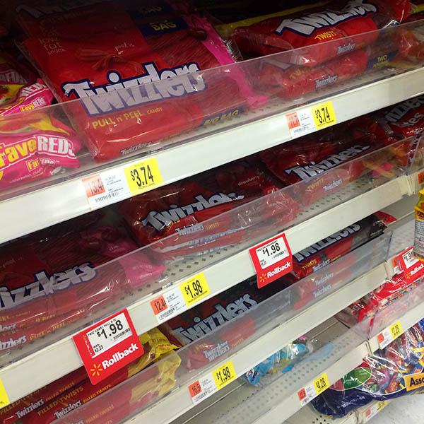 Twizzlers Walmart