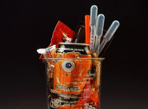 Halloween Candy Science Kit