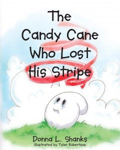 Candy Cane who lost his stripe