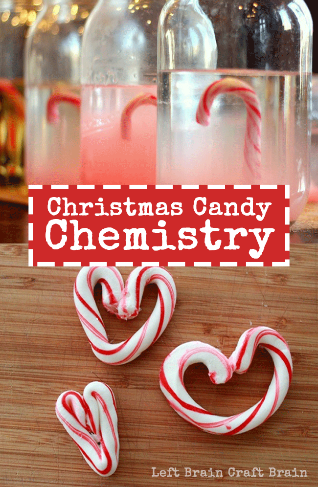 Have some science fun with all that yummy Christmas candy. It's STEM learning made fun and festive.